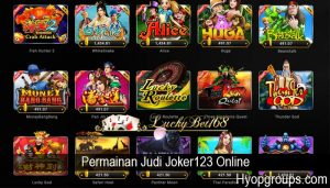 Permainan Judi Joker123 Online
